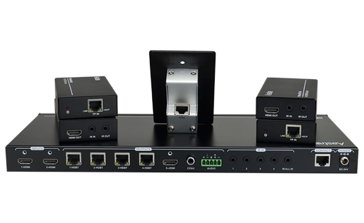 HDBaseT video distribution kitHSM-27-UH | Aastro Electronics